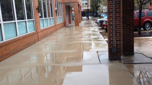 Sidewalk Pressure Washing Chicago