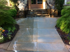 Residential Concrete Cleaning Chicago